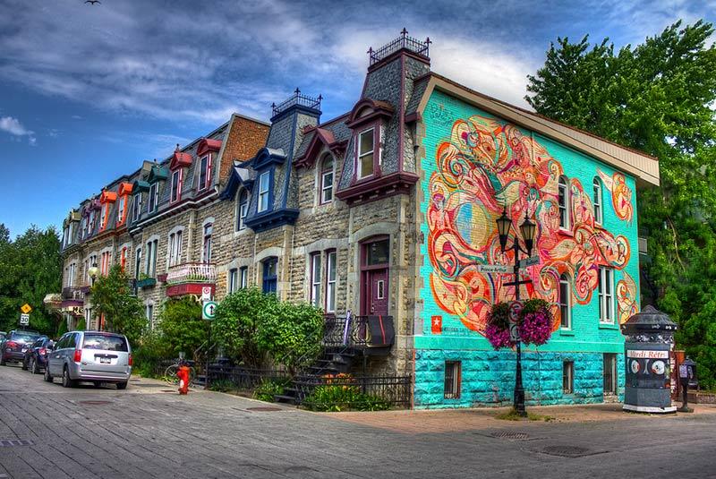 محله لاتین در مونترال