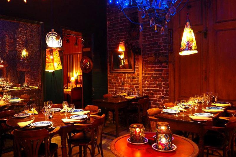رستوران اویو بروکسل در بلژیک