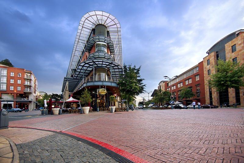مراکز خرید آفریقای جنوبی