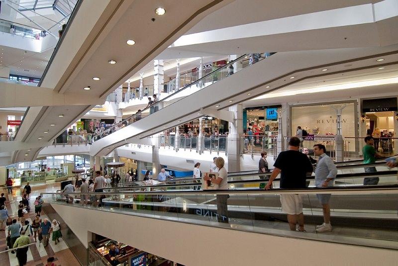مراکز خرید سیدنی