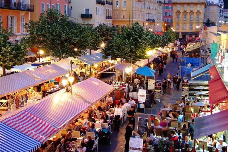 نیس فرانسه، شهر رویایی