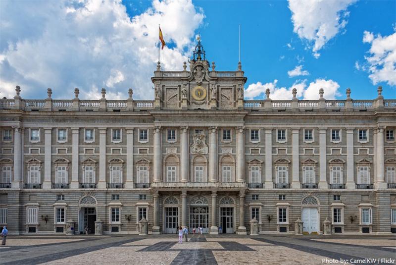 قصر سلطنتی مادرید