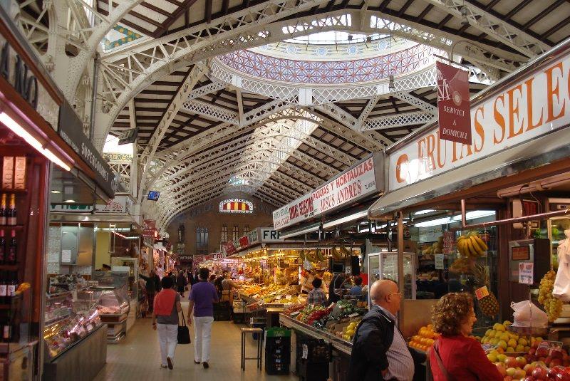 بازار مرکزی والنسیا