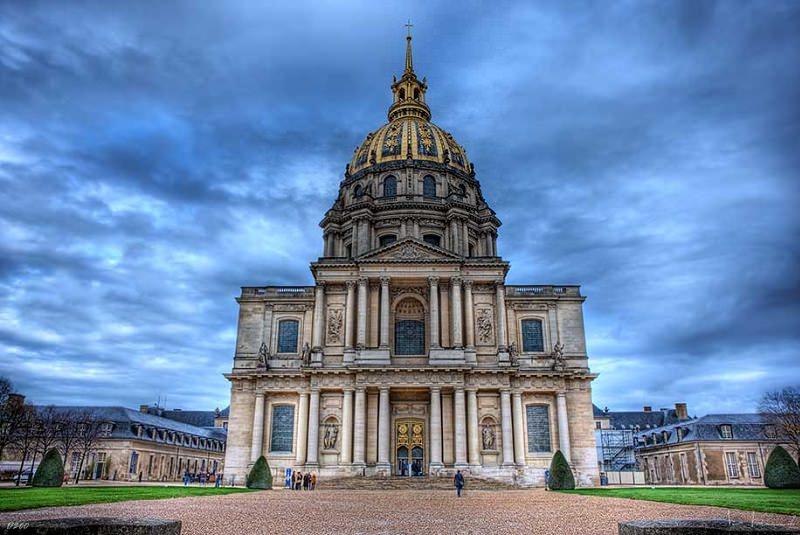 مقبره ناپلئون پاریس