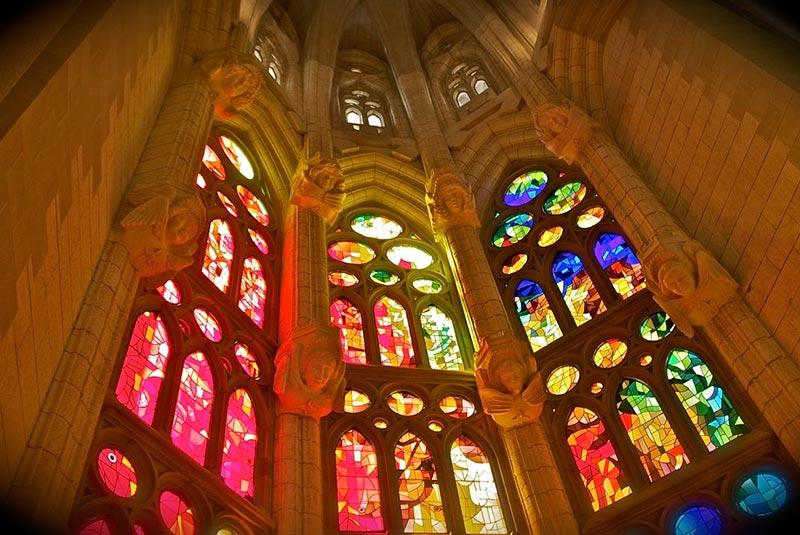 کلیسای ساگرادا فمیلیا بارسلونا