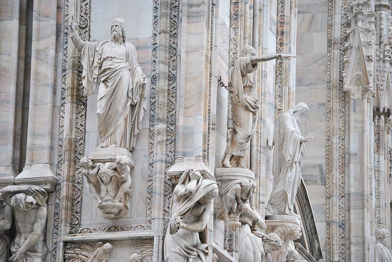 کلیسای جامع میلان
