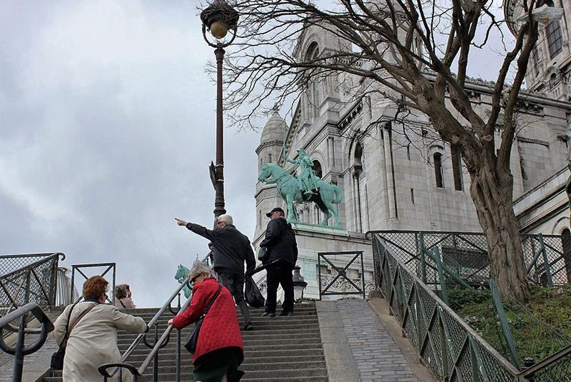 کلیسای سکر کر (قلب مقدس) پاریس