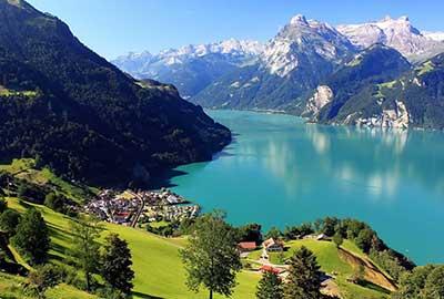 سوئیس و ایران