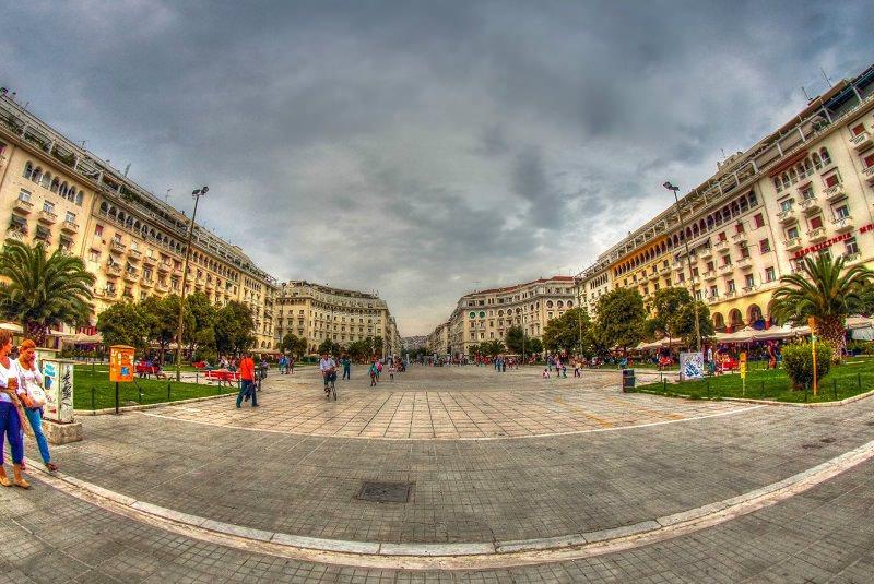 میدان آریستوتلوس تسالونیکی