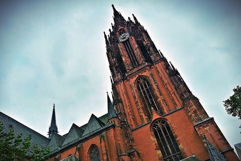 کلیسای جامع فرانکفورت