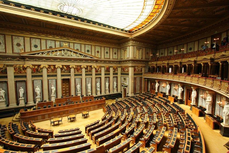 ساختمان پارلمان اتریش