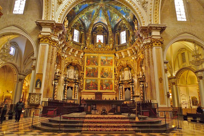 کلیسای جامع والنسیا