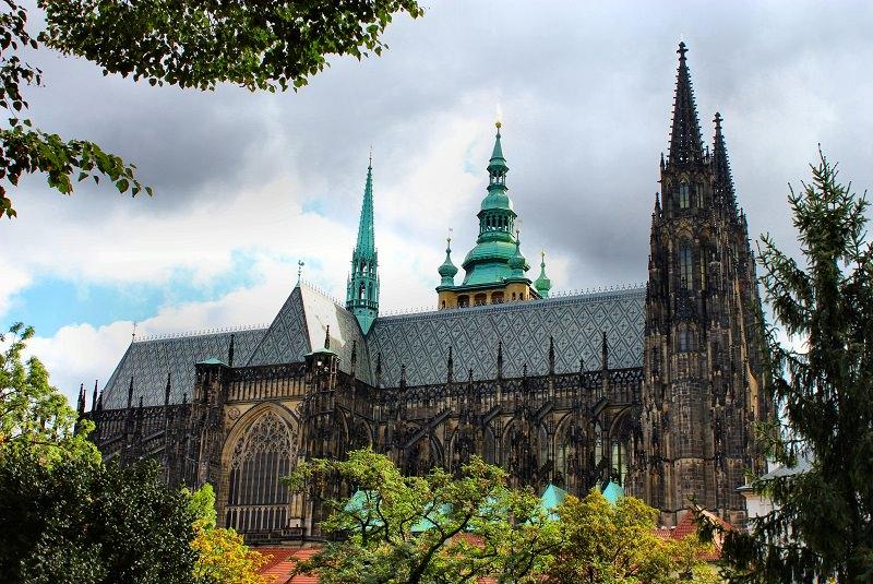 کلیسای سنت ویتوس پراگ
