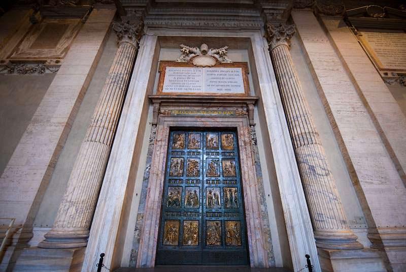 کلیسای سن پیتر واتیکان در رم