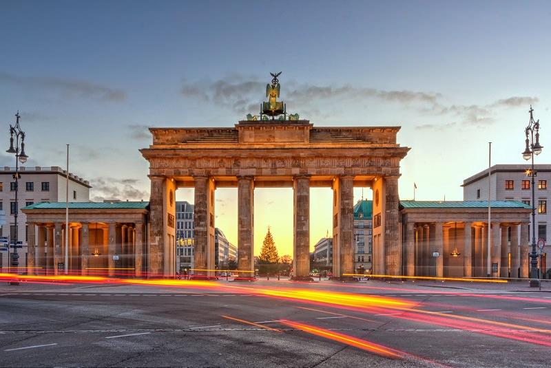دروازه براندنبورگ برلین