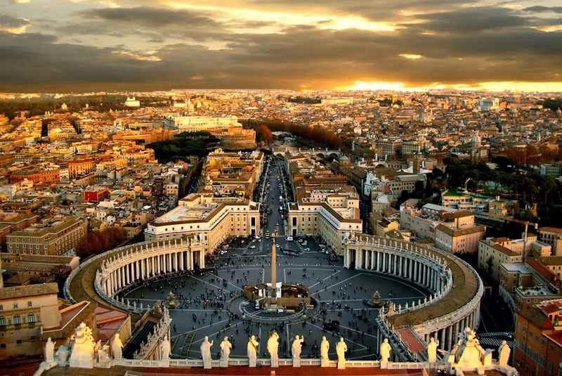 دیدنی های رم