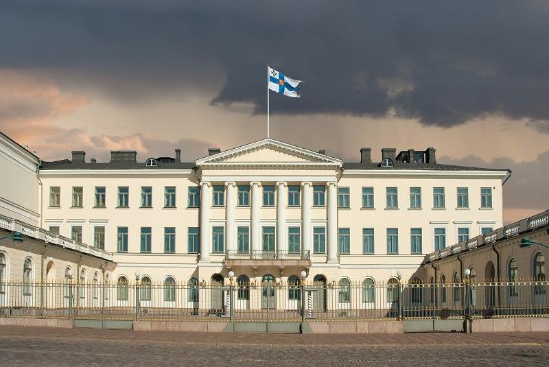 کاخ ریاست جمهوری هلسینکی
