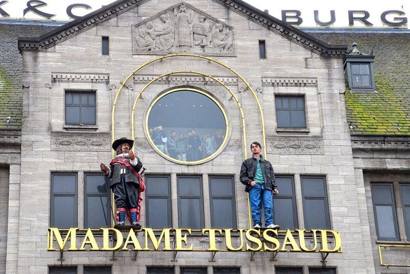 موزه مادام توسو آمستردام