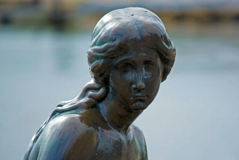 مجسمه پری دریایی کپنهاگ