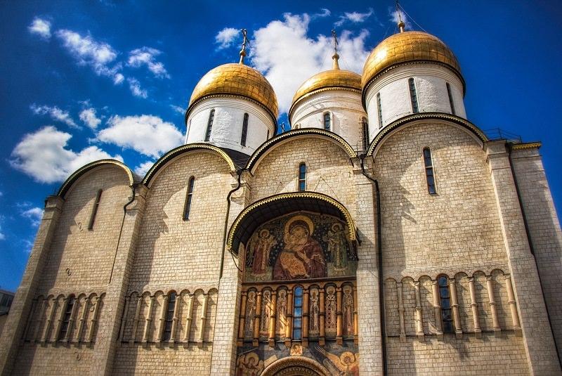 کلیساهای کاخ کرملین