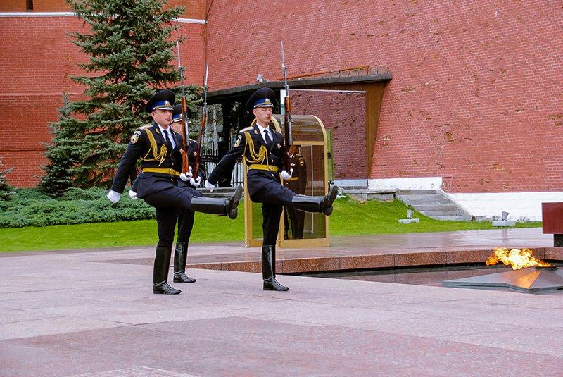 مقبره سربازان گمنام روسیه
