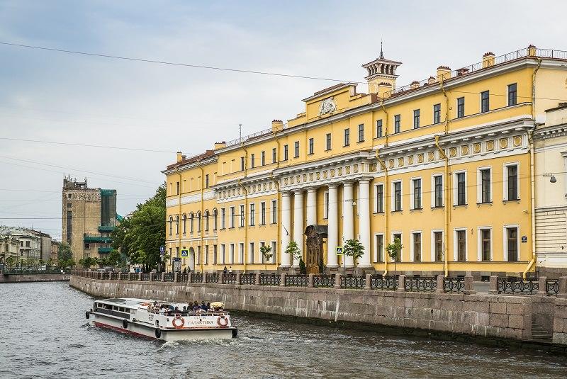 جاذبه های گردشگری سن پترزبورگ