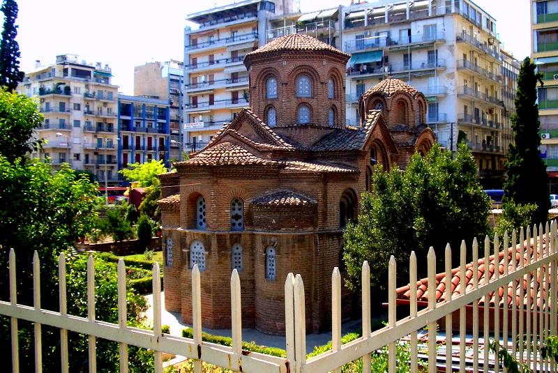کلیسای پاناگیا چالکئون یونان