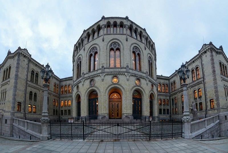 ساختمان پارلمان اسلو