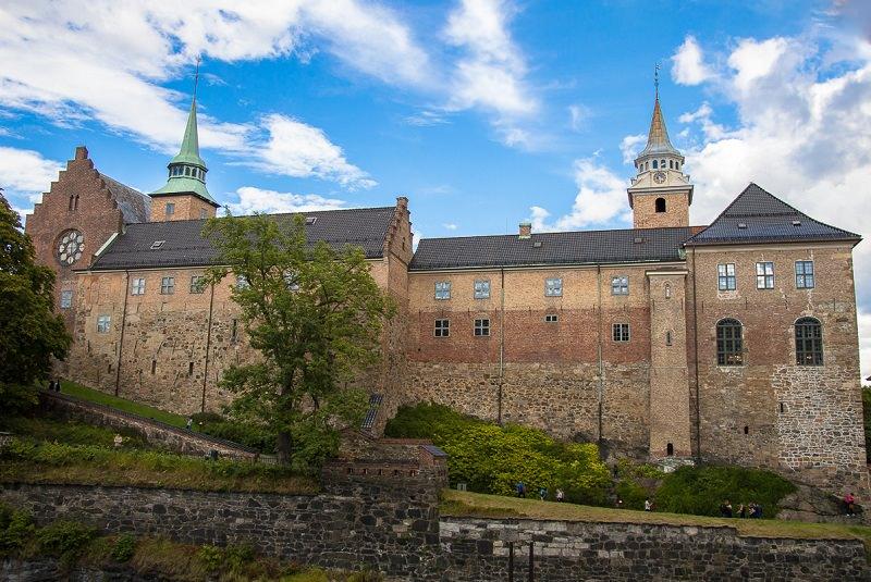 قلعه آکِرشوس اسلو