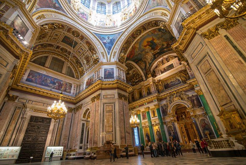 کلیسای جامع اسحاق مقدس