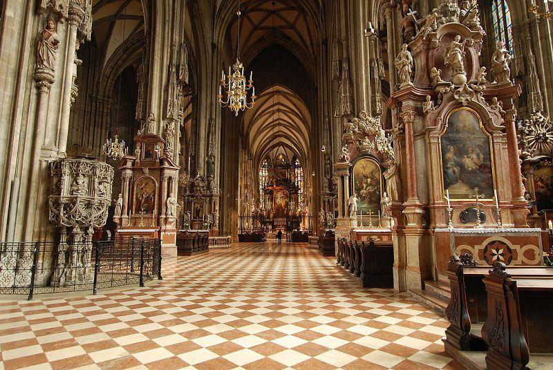 کلیسای اشتفان در وین