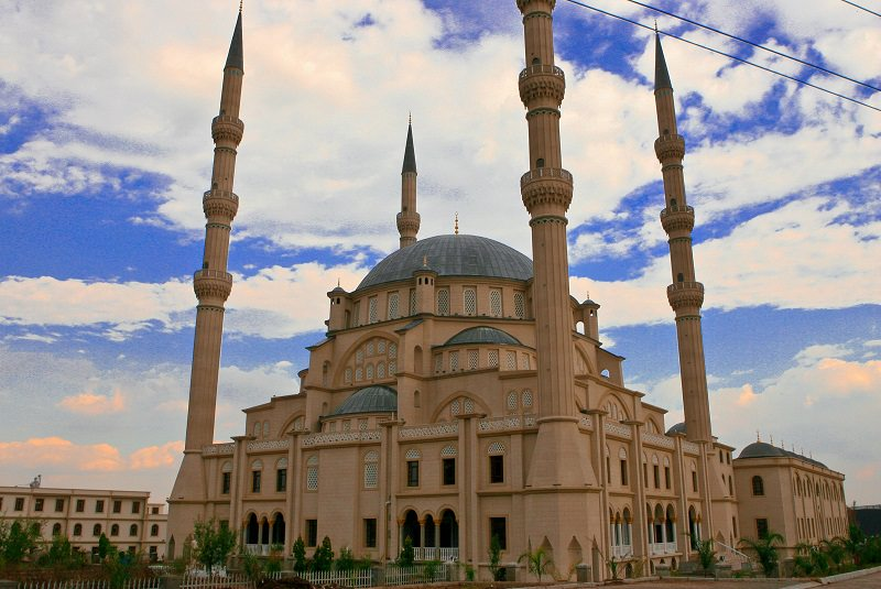 مسجد نظامیه آفریقای جنوبی