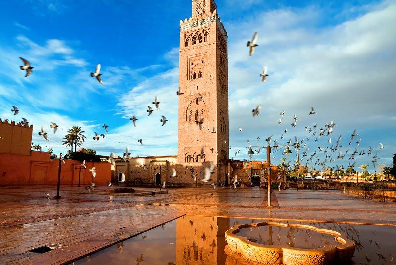 مسجد کتبیه مراکش