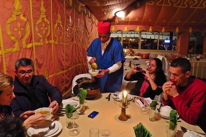 رستوران چز علی مراکش