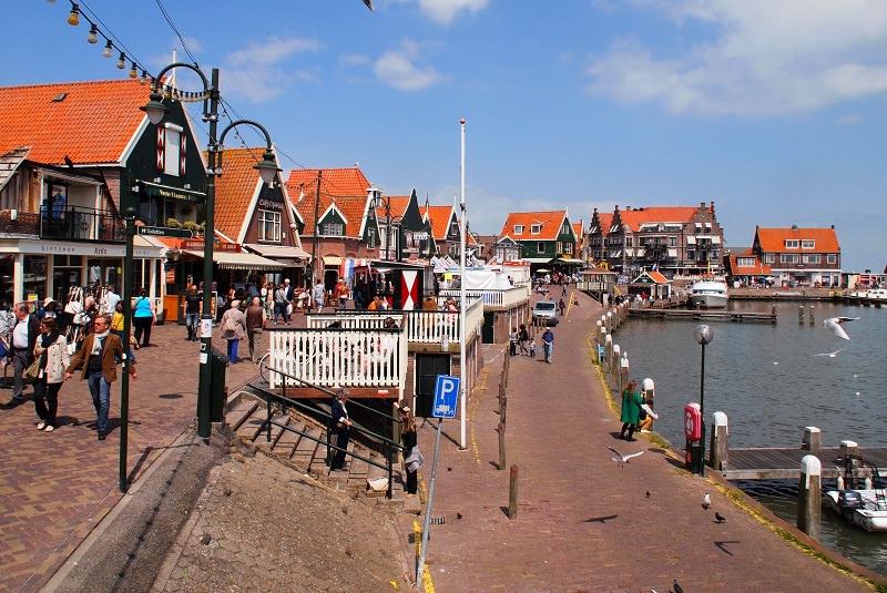 شهر ولندام هلند