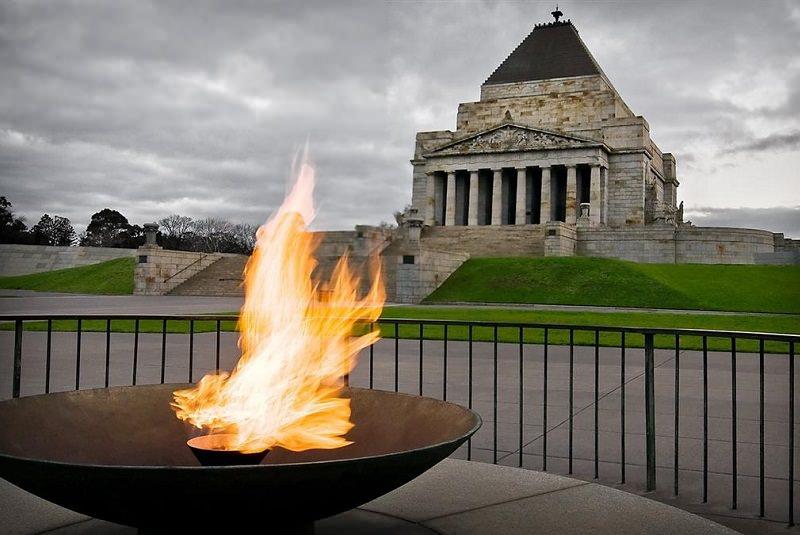 بنای یادبود جنگ ملبورن