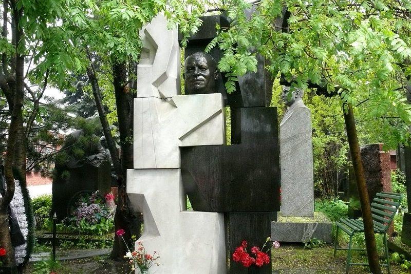 آرامگاه نوودویچی مسکو