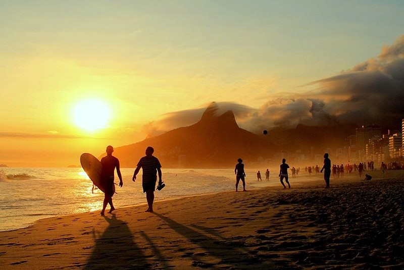 ساحل اپناما ریو دو ژانیرو