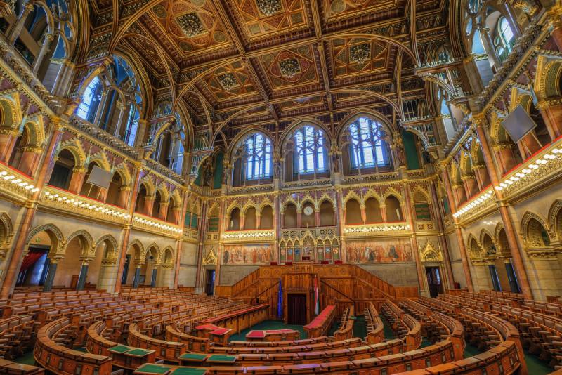 نتیجه تصویری برای ساختمان پارلمان مجارستان