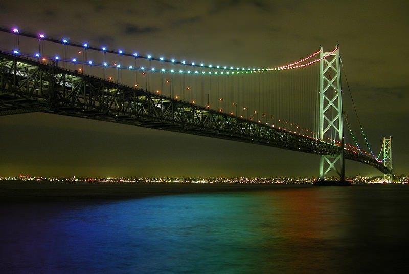 پل آکاشی کایکو در ژاپن
