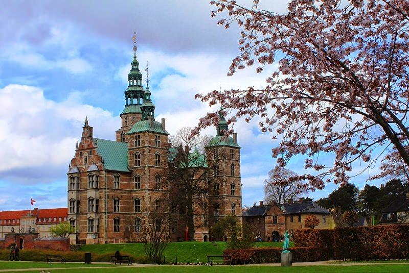قصرهای سلطنتی کپنهاگ