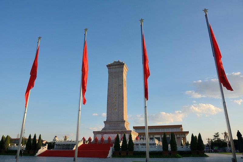 میدان تیان آن من پکن | چین