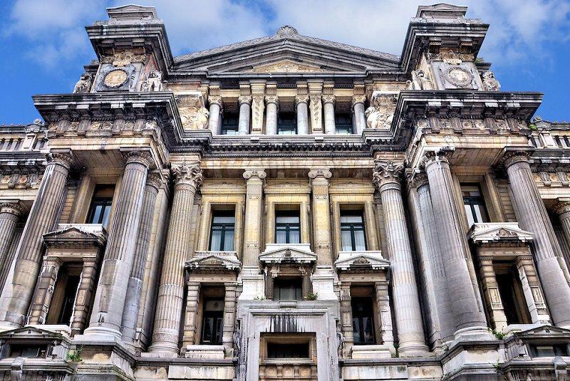 ساختمان عدالت بروکسل