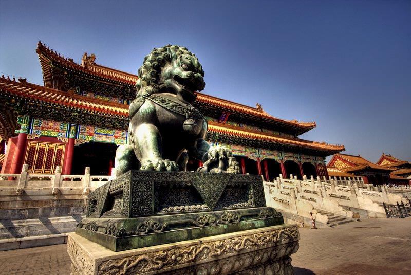 شهر ممنوعه پکن در چین