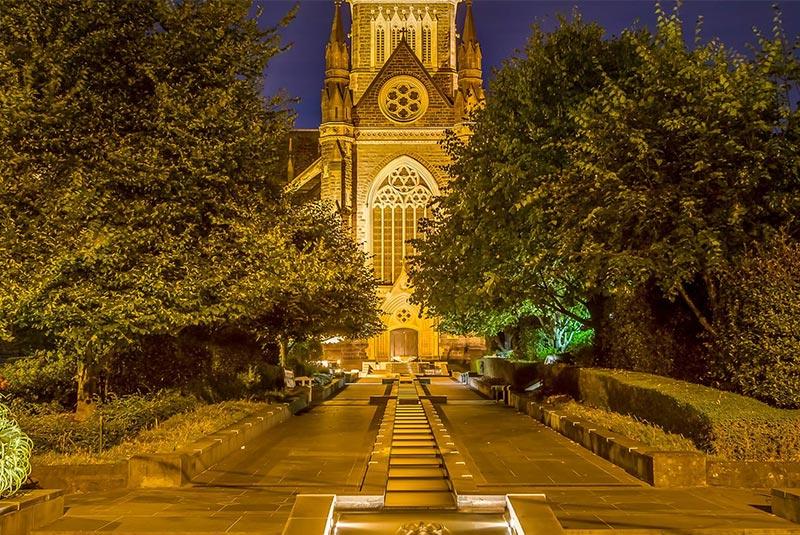کلیسای سنت پاتریک ملبورن