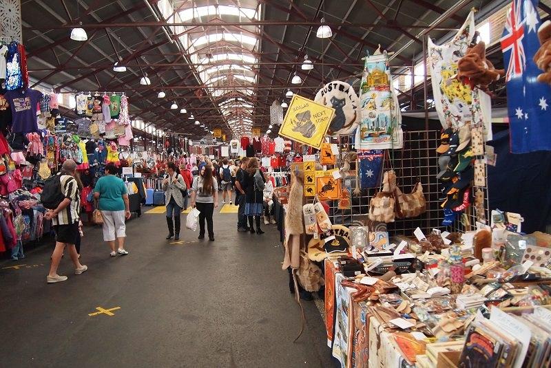 بازار ملکه ویکتوریا ملبورن