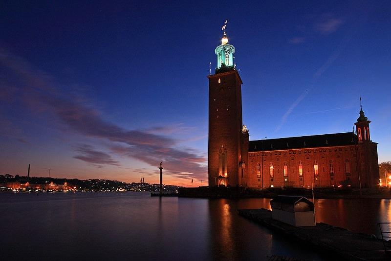 ساختمان شهرداری استکهلم