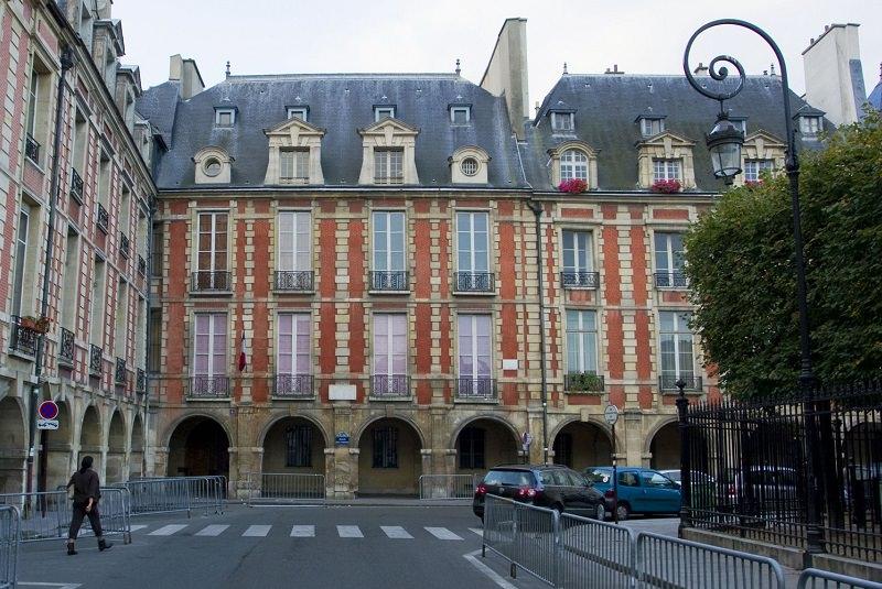 خانه ویکتور هوگو پاریس