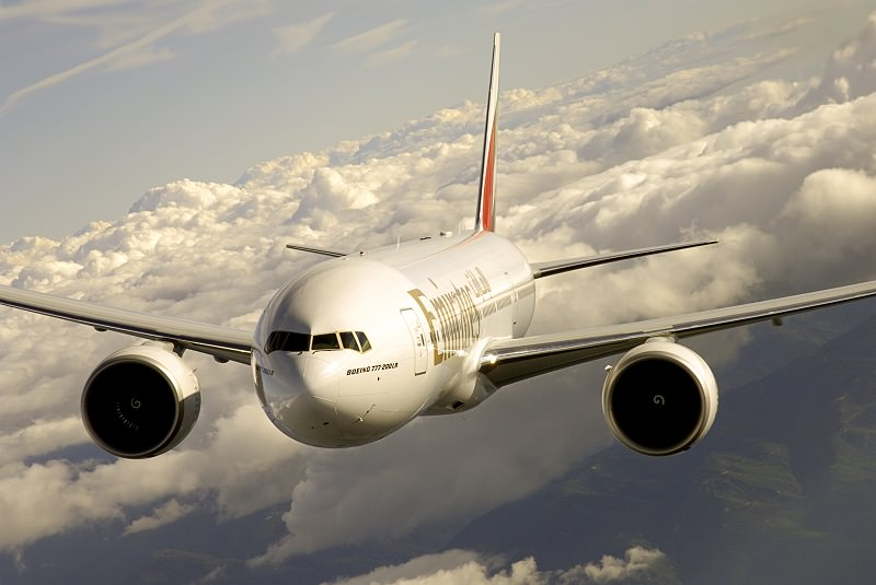 بویینگ 777 ایران ایر