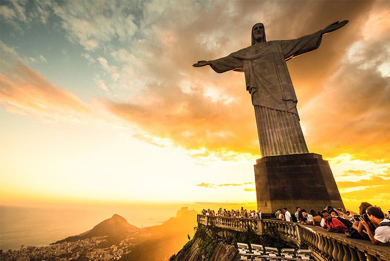 کوه کورکووادو برزیل